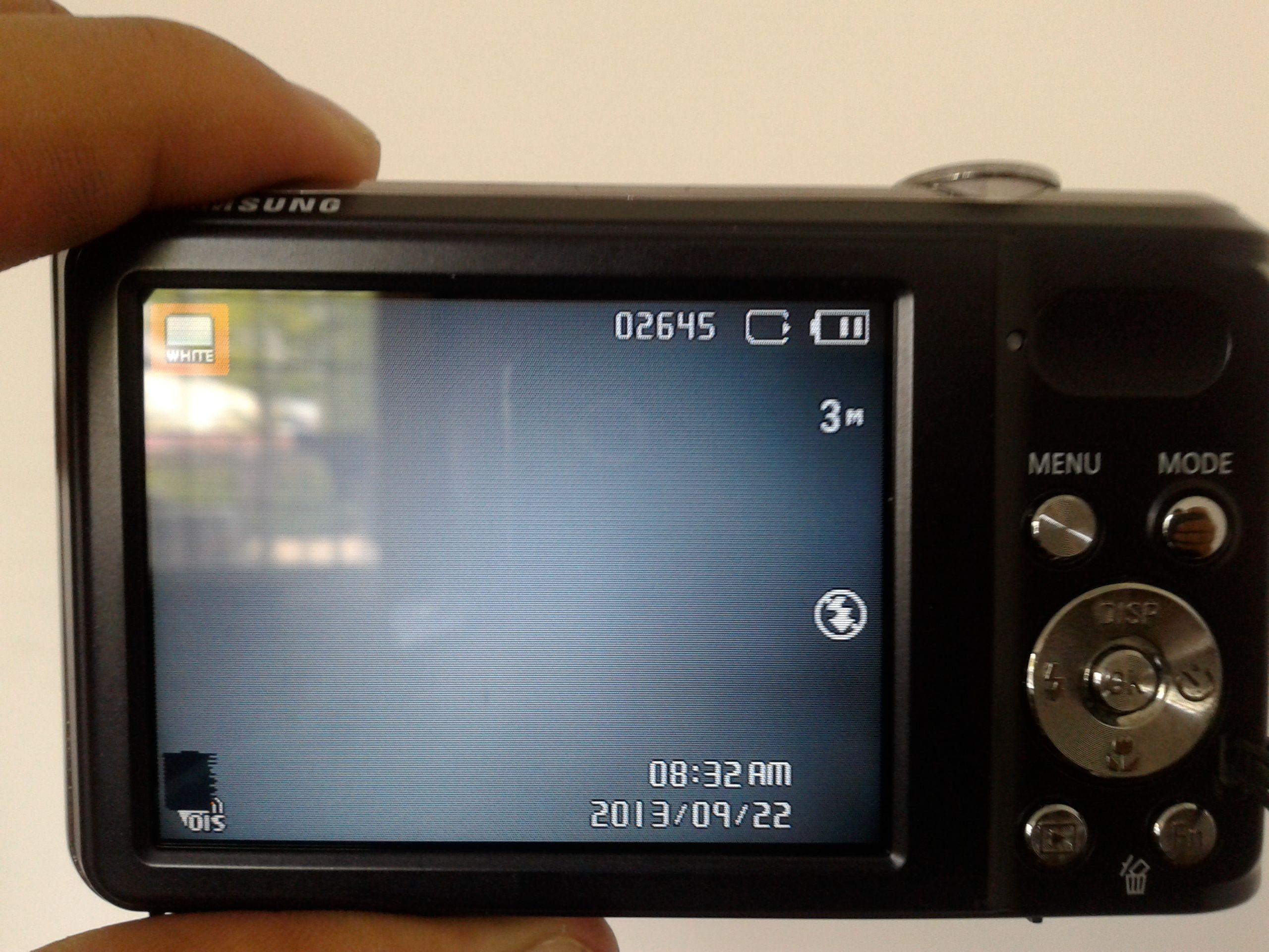 液晶屏出现黑斑是否是质量问题高清图片