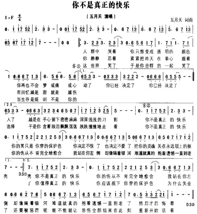 钢琴谱简单数字简谱分享展示图片