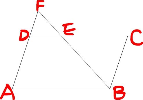 一道数学关于相似图形的初中几何题 急求解!图片