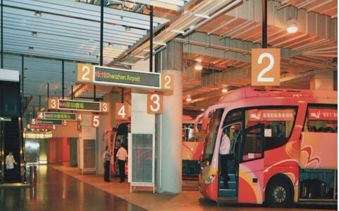 香港去深圳机场大巴