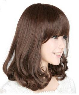 适合30岁女人发型图片_发型设计图片