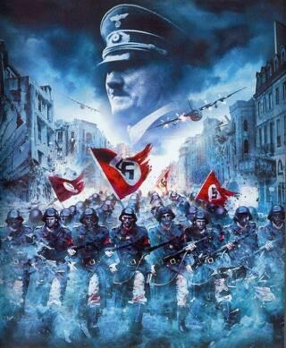 二战欧洲喜剧电影