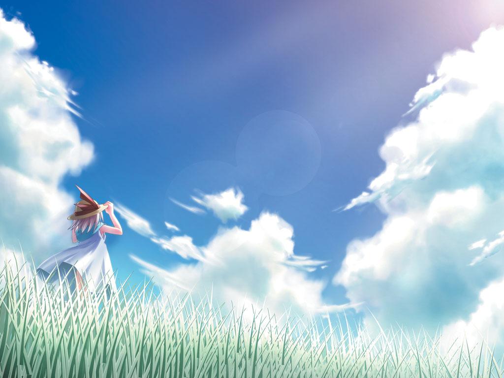 女孩仰望天空的图片_百度知道-天空 我的天空贝贝修儿 天空之舞 天