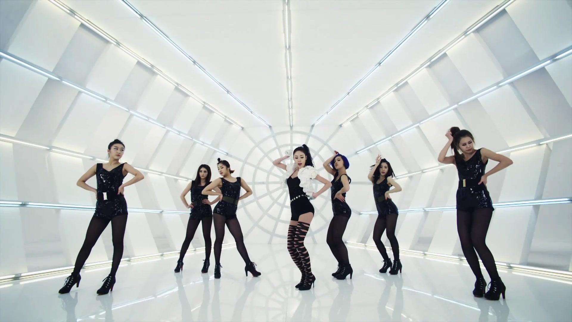 超性感韩国美女热舞mv这个歌名叫什么