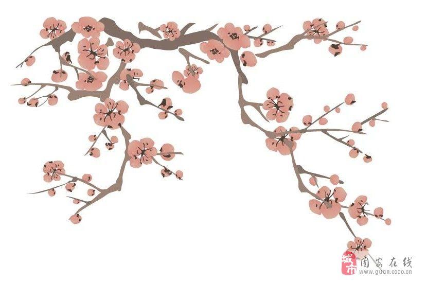 古诗梅的诗词原文图片