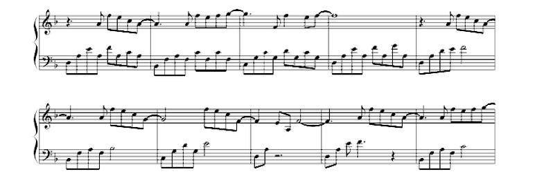 求bigbang的《 谎言 》和《 一天一天 》的 钢琴谱