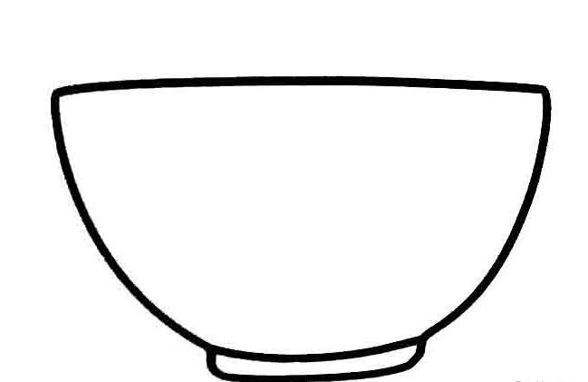 杯 杯子 简笔画 手绘 线稿 649_421图片