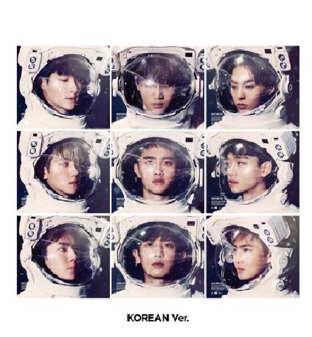 exo最新冬季专辑太空头像个人图片