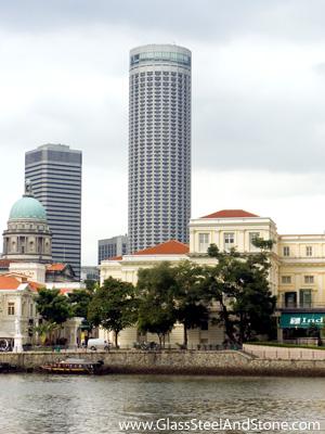 新加坡的建筑物是什么