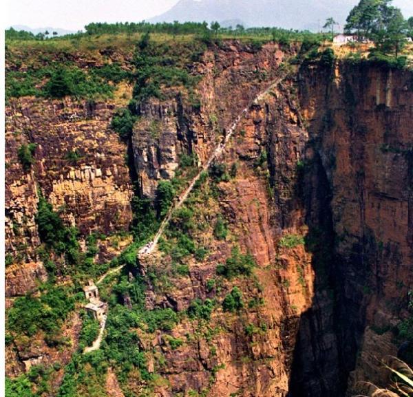 峡谷旅游注意什么