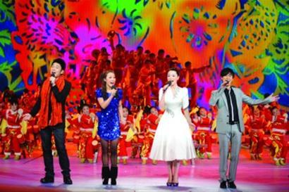 2009春节联欢晚会_2009年中央电视台春节联欢晚会的主持人