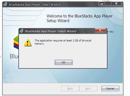 为什么安装不了安卓模拟器(luestacks)v0.7.18.921