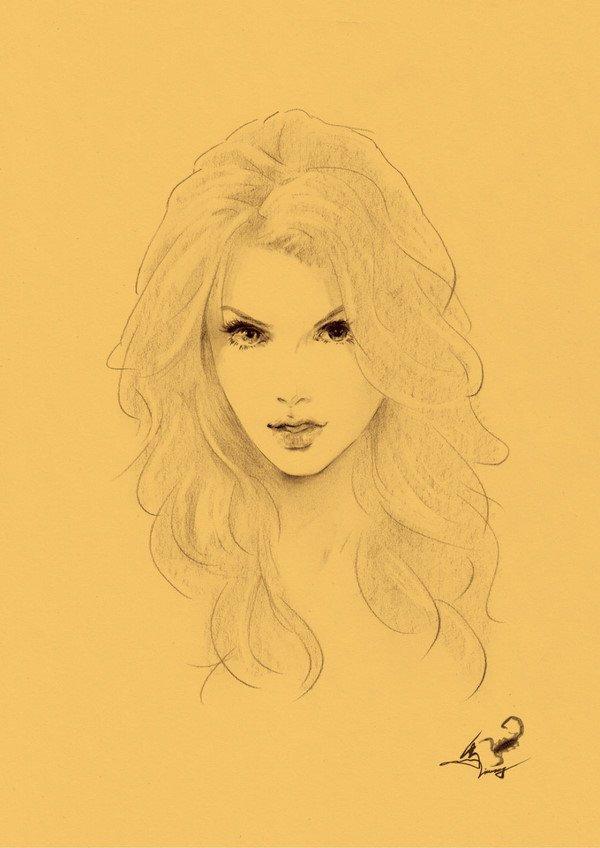 求几张唯美人物的铅笔画_百度 -简单画的卡通人物 画卡通人物教程