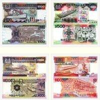 新加坡货币