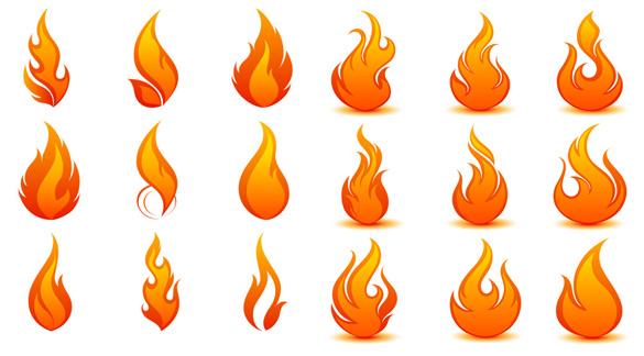 同问 简笔画火焰怎么画