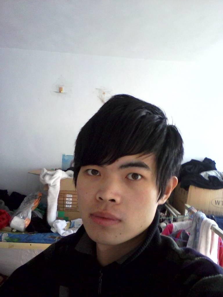 wifi发型小男孩图-发型频道图片