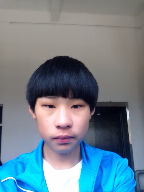 这图片真的不好看头型适合我?带刘海编发头型发型图片