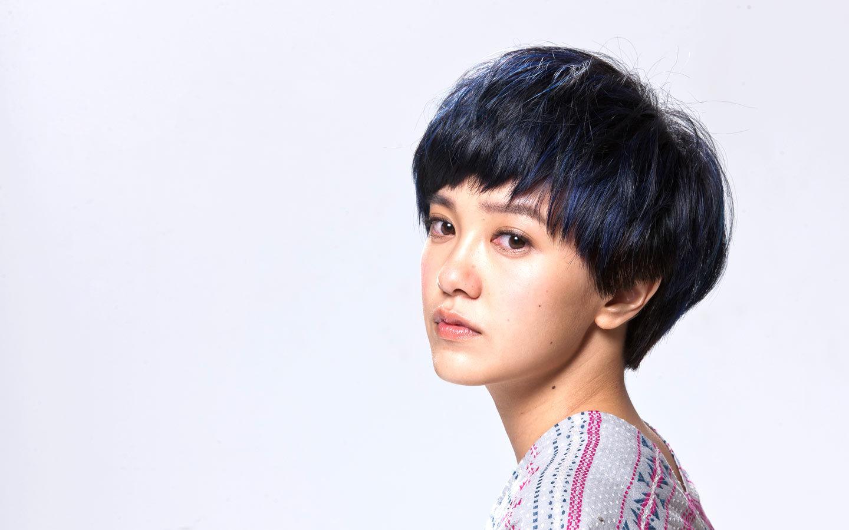 2012郭采洁短发_宅男女神郭采洁短发发型正hot