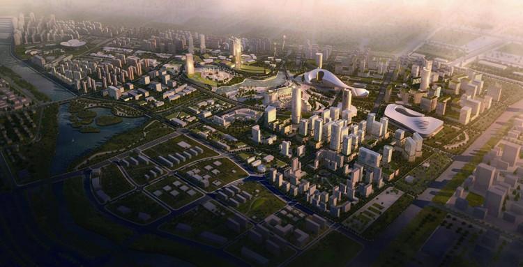 朝阳区东坝地区规划图片