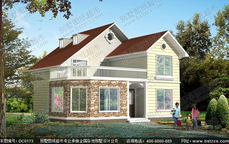 农村二层楼房实景图 农村二层小别墅图片 农村房子20万以下图片