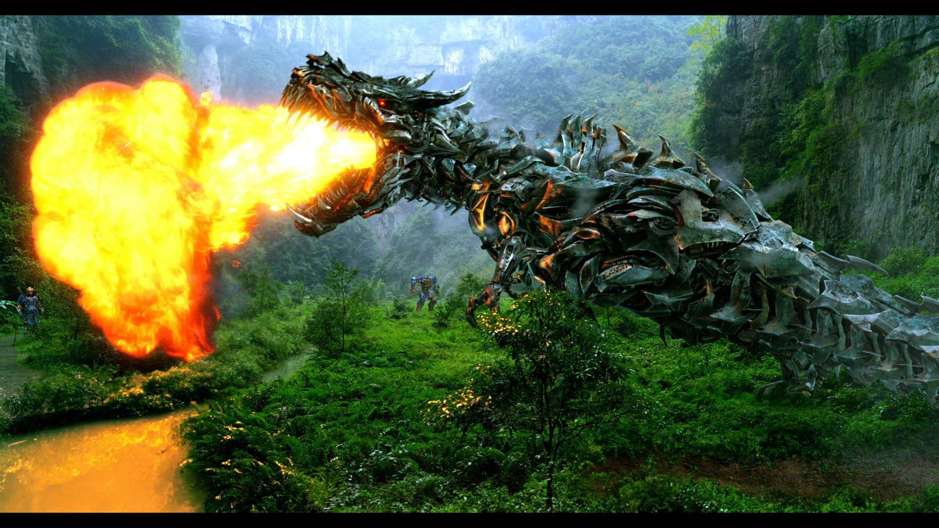 变形金刚4里的 机器恐龙 设定图   变形金刚4绝迹重生 机械 高清图片