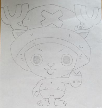 海贼王素描