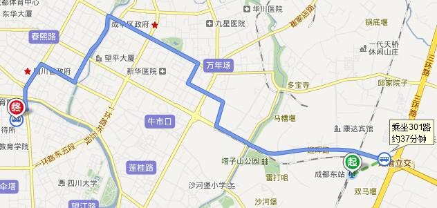 老乐山风景区平面图