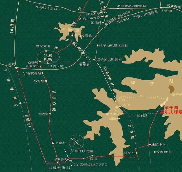 武汉到梁子湖旅游