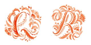 什么图案可以盖字母 纹身图片