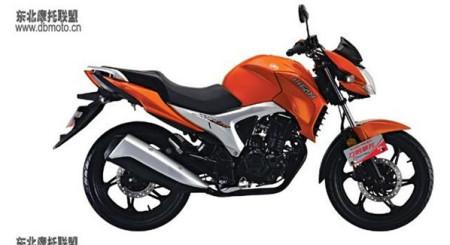 力帆摩托车150 10报价是多少 高清图片