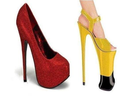 高跟鞋薄底的有16厘米和18厘米的-高跟鞋跟高20厘米 高跟鞋跟高20厘