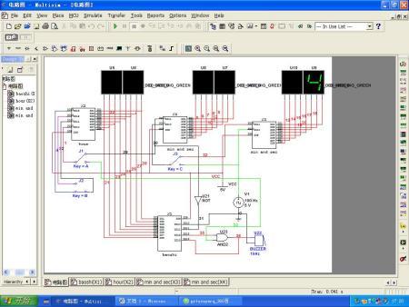 multisim10.0_multisim13.0中这个图如何仿真r的阻值变化时二极管的