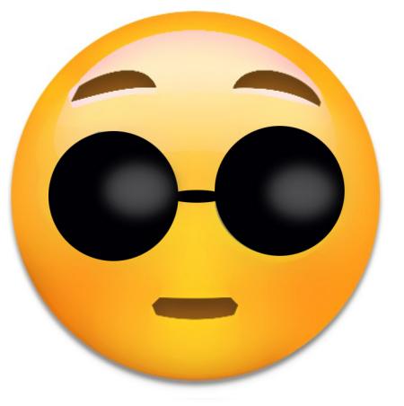 emoji戴眼镜表情大图高清_百度知道图片