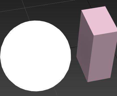 3dmax发光贴图照明 渲染后全是白色图片