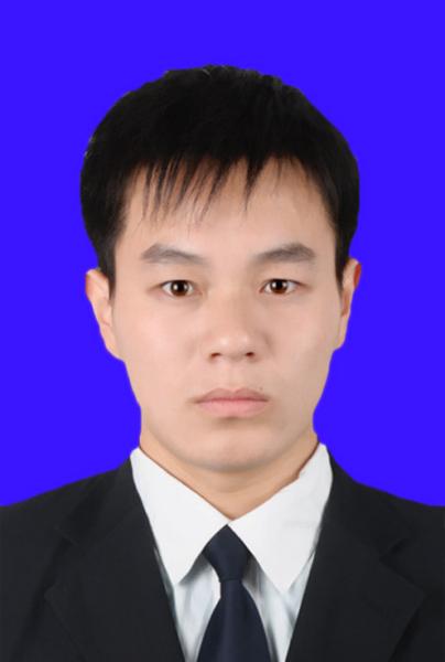 公务员 免冠2寸(35×45mm)正面电子证件照片(蓝底证件照,jpg格式,20kb