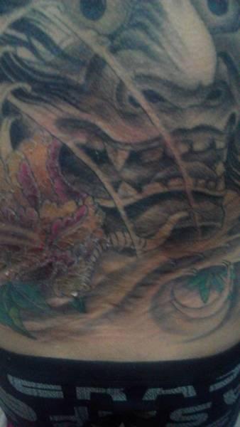 纹身过敏,怎么办,浑身痒图片