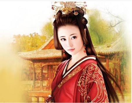 唐朝皇宫里的皇后图片图片