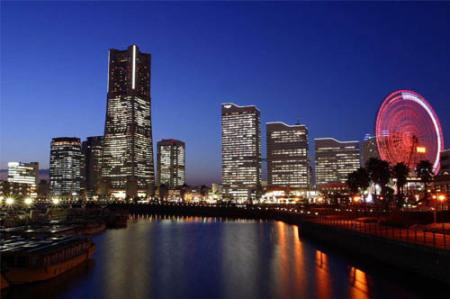 日本横滨市首次出现人口负增长