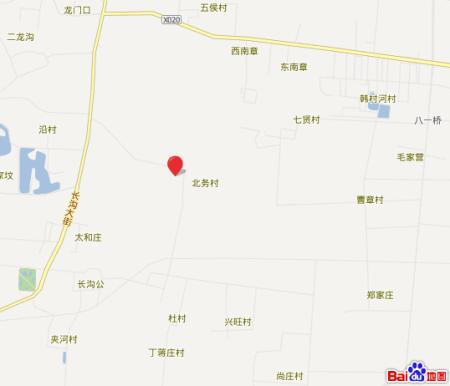 涿州东仙坡北村