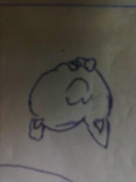 如何画卡通猫简笔画图片教程 小7的纸稿涂鸦系列,画画 卡通,简笔