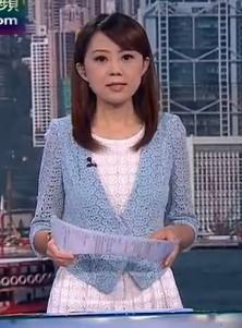 凤凰网看到的一位女主持人