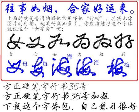 方字的笔画顺序 母字的笔画顺序 火字的笔画顺序