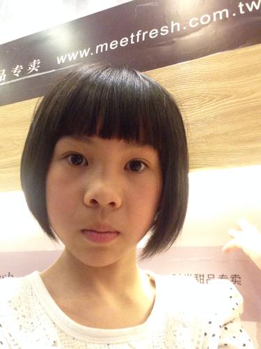 大家觉得长头发好看,还是短头发好看图片