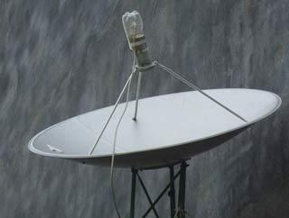 整体卫星锅头怎样才能把信号调到最好?