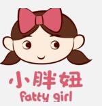 有个胖胖的小女孩,还有扎辫子的黑头发的动画片图片