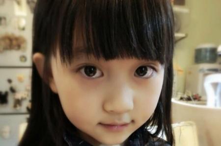 小葡萄,本名项滢璇.2007年11月7日出生于中国深圳,儿童模特,童星.图片