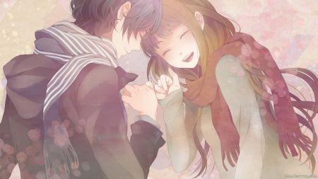 小说动漫情侣图(2)