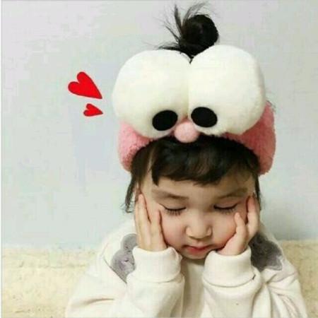 萌萌哒头像 情侣儿童(8)