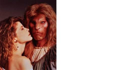87年美国超感人流泪爱情电视剧《侠胆雄狮》1990年