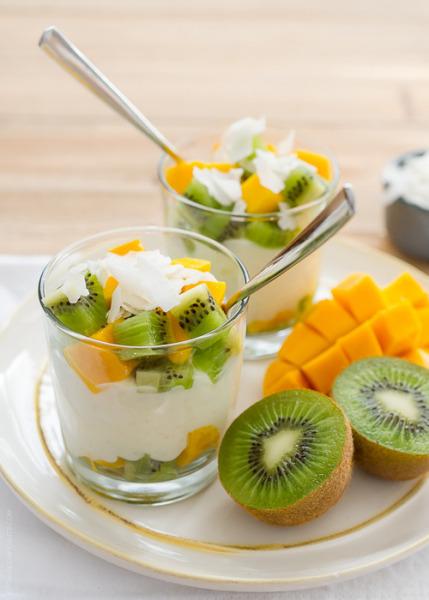 超简单的水果拼盘蛋糕图片图片
